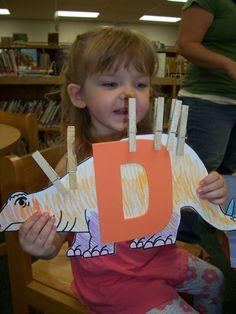 3-year-old crafting fun!