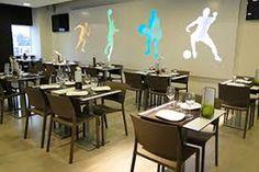 Image result for staff canteen design Canteen, Conference Room, Table, Menu, Furniture, Design, Home Decor, Image, Menu Board Design