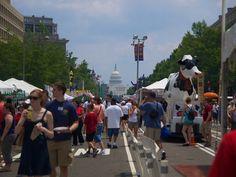 Summer DC Festivals