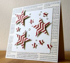 Christmas - Stars all over