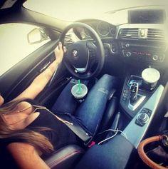 #girl #car