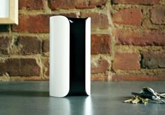 Canary Home Security Device -- looks amazing and is controlled entirely by a wireless app. So awesome.