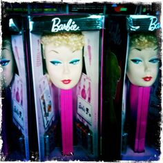Barbie Pez Dispenser!