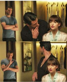 Even hovering he's absolutely adorable 50 Shades Trilogy, Fifty Shades Series, Fifty Shades Movie, Christian Grey, Fifty Shades Darker, Fifty Shades Of Grey, 50 Sombras Grey, Fifty Shades Quotes, Best Teen Movies
