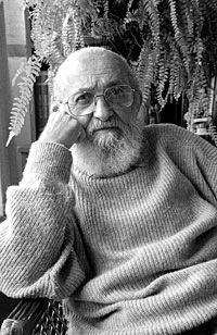 Paulo Freire. He was mad as hell and RIGHT ABOUT EVERYTHING.