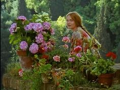Enchanted April - just maybe my favorite movie - every April I watch this - best on a rainy afternoon