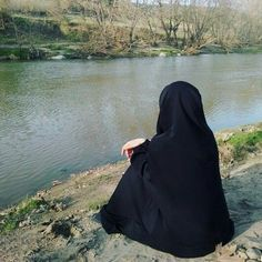 Alone muslim girls Hijab Niqab, Muslim Hijab, Mode Hijab, Hijab Outfit, Stylish Hijab, Hijab Chic, Arab Girls Hijab, Muslim Girls, Hijabi Girl