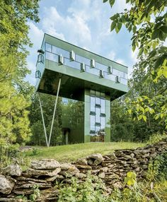 Pictures - Tower House - Photo: Paul Warchol - Architizer