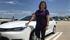 Sarah's new 2015 CHRYSLER 200! Congratulations and best wishes from Orr Chevrolet and RALPH BALOF.