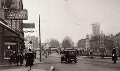 The Centre 1930s.