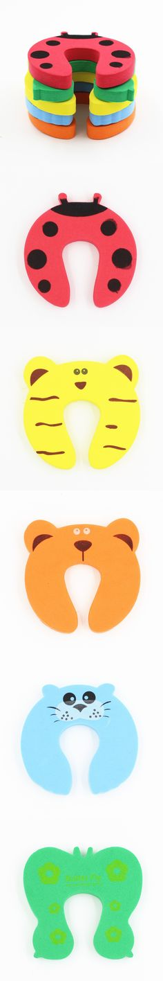 Baby Safety Door Stopper Child Safety Top Door Baby Security and Protection Support Under Door Children Safety Products Doorstop $2.31