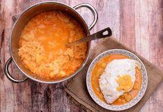 8 spórolós főzelék, amikkel gyorsan elkészülsz | NOSALTY Cheeseburger Chowder, My Recipes, Cornbread, Mashed Potatoes, Soup, Vegan, Ethnic Recipes, Millet Bread, Whipped Potatoes