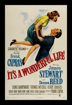 It's a wonderful life - one of my favorites!