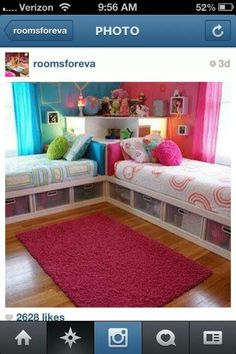 Tricia- you should do this for the boys in their room! LOVE this. Exactly how we wanted to do the kids bed awhile back.