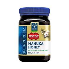 Manuka Health - MGO 30 Manuka Honey Blend, Pure New Zealand Honey, lbs g) -- Remarkable discounts available : Baking supplies Manuka Honey Benefits, Raw Manuka Honey, Pure Honey, Natural Honey, Honey And Cinnamon, Recipe Using Honey, Honey Uses, Best Honey, Local Honey