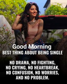 Morning Wish, Good Morning Quotes, No Drama, Mornings, Anime Guys, Wise Words, No Worries, Crying, Inspirational Quotes