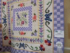 Sewing & Quilt Gallery: A Quilters' Gathering Show