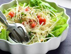 Salada de Espaguete Pupunha