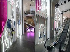 SH flagship store by Fabio Marano, Milan – Italy » Retail Design Blog