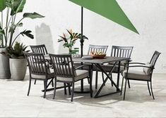 HOME STUDIO Dumong 7pc dining set from Home Outfitters $839.99 (30% Off) -
