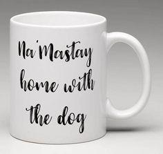 Dog Mug // Ceramic Mug // Coffee Mug // Birthday Gift //Gift for Her // Gift for Him // Funny Pet Gift //Dog Owner Gift // Dog Lover