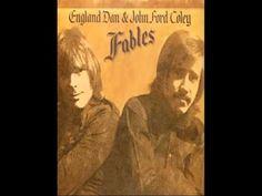 England Dan And John Ford Coley - Carolina