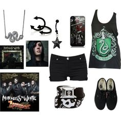 """""""Untitled #130"""" by missmotionless666 on Polyvore"""