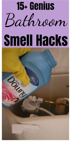 These bathroom cleaning hacks tips and tricks are SUPER CLEVER! cleaning hacks tips and tricks housekeeping Deep Cleaning Tips, House Cleaning Tips, Spring Cleaning, Cleaning Products, Cleaning Solutions, Cleaning Lists, Cleaning Schedules, Speed Cleaning, Weekly Cleaning