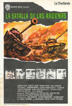 Programa de Cine - La Batalla de las Ardenas