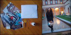 Picci's Love: DIY: Come creare una borsa da una rivista
