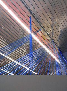 installazione COMETE - NATALIDEA 2014, Fiera di Genova