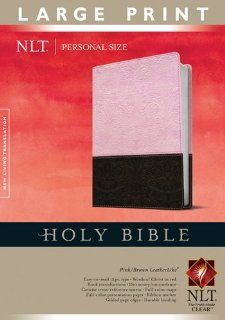 Personal Size NLT, Large Print, TuTone (Personal Size Lp: Nltse) by Tyndale. $38.49. Publisher: Tyndale House Bibles; Lrg edition (June 14, 2010). Publication: June 14, 2010. Series - Personal Size Lp: Nltse
