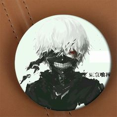 Tokyo Ghoul Pin Accessories For Clothes