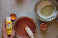 Make your own DIY Rust Pastes with Heather Tracy for The Graphics Fairy!