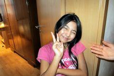 Piyatida freut sich das Besuch gekommen ist