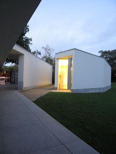 Serralves Foundation, Porto, Portugal. A. Siza Vieira.