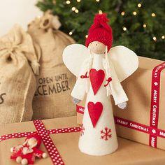 Nordic Christmas Tree Topper