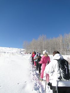 Cross country skiing and snowshoeing in SLC area