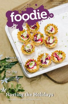 Foodie Issue 76: November 2015