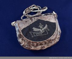 Bilderesultat for sami duodji Lappland, Native Style, Saddle Bags, Vikings, Bracelets, Folk Art, Scandinavian, Paradise, Crafts
