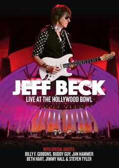 Preview Jeff Beck: Live At The Hollywood Bowl - Jeff Beck
