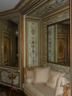 boudoir di Marie Antoinette al Metropolitan Museum di New York