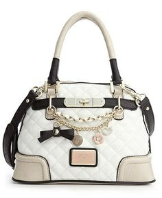 GUESS Handbag, Amour Small Dome Satchel