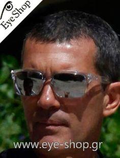 Antonio Banderas φοράει τα γυαλιά ηλίου Oakley holbrook 9102 κλικ στη φωτο για να τα βρείτε