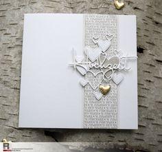 Blütenstempel: Goldene Herzen...