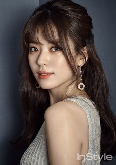 Han Hyo Joo Instyle July 2016                                                                                                                                                     More