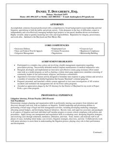 15 great litigation attorney resume sample 15 sample resumes