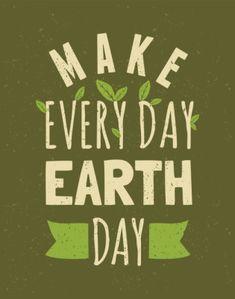 Happy Earth Day, USA