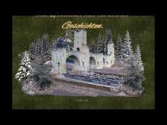 """Vachroi`s Adventskalender 2016  """"Brücken verbinden""""!"""