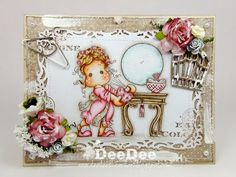 DeeDee´s Card Art: ♥ A Creative Romance ♥  Lost and Found Collection